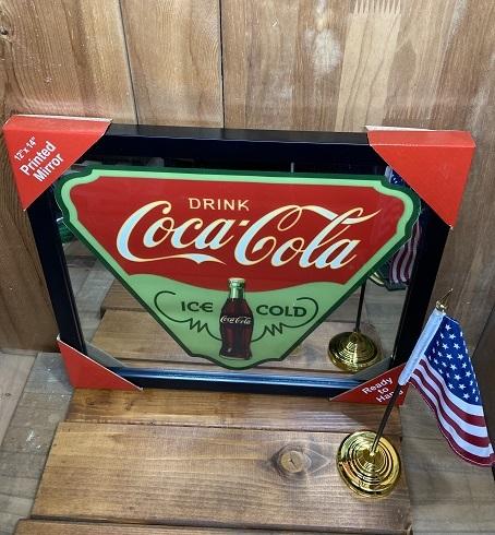 コカコーラ  パブミラー CATST189956