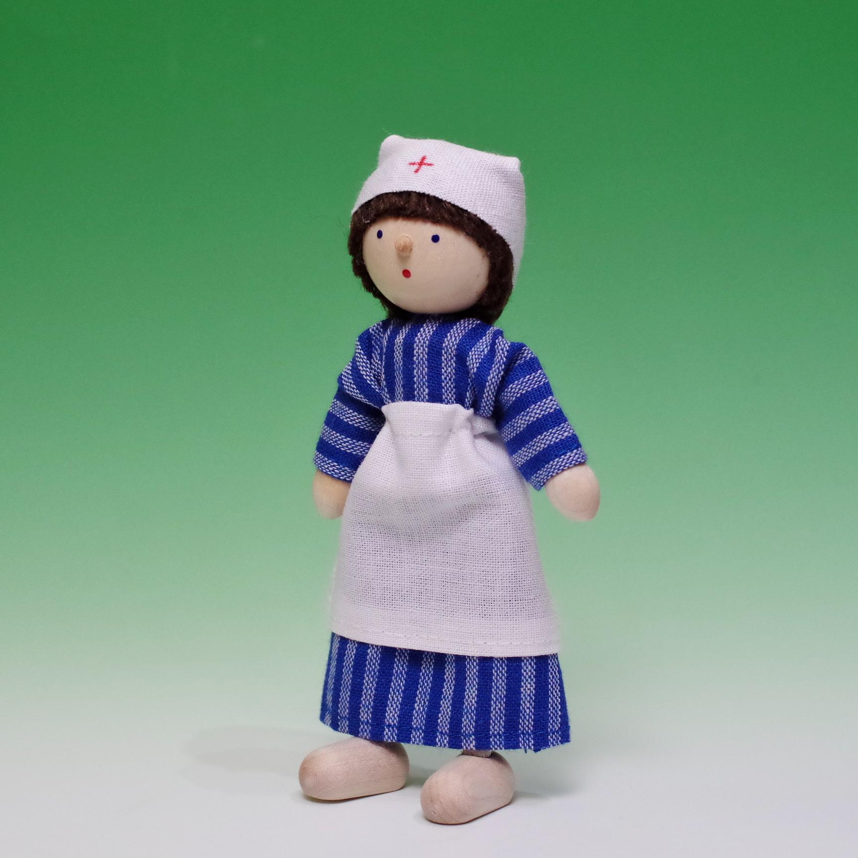 ヘアヴィック 看護婦さん