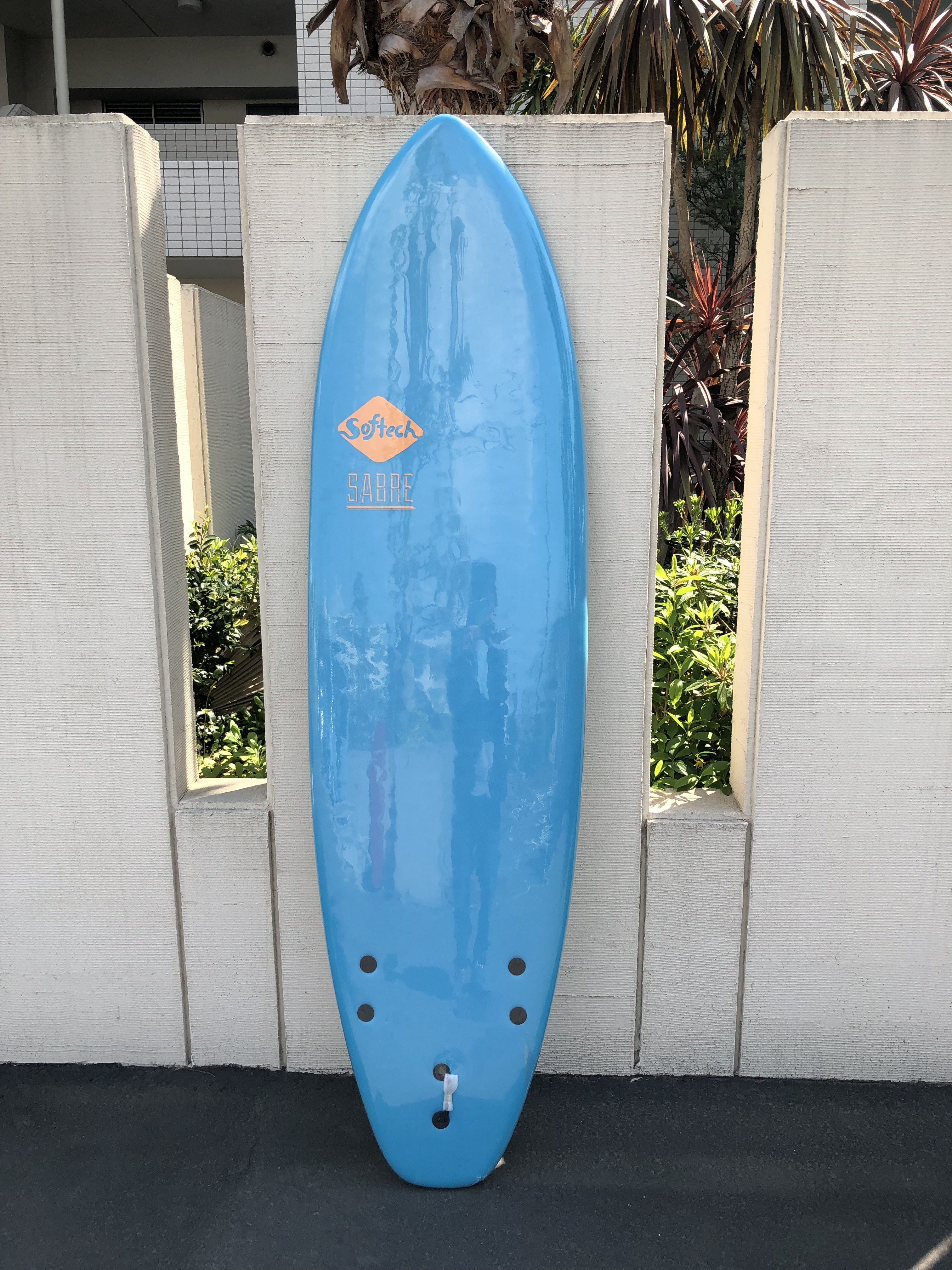 """SOFTECH SABRE 6'6"""" セイバー ショートボード ソフトボード"""
