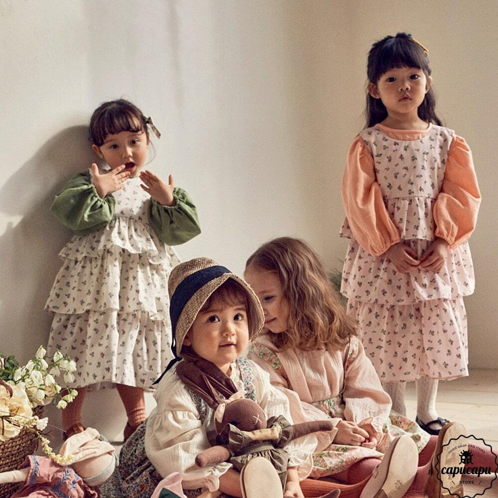 «sold out»«pour enfant» アナイスワンピース Anais one piece