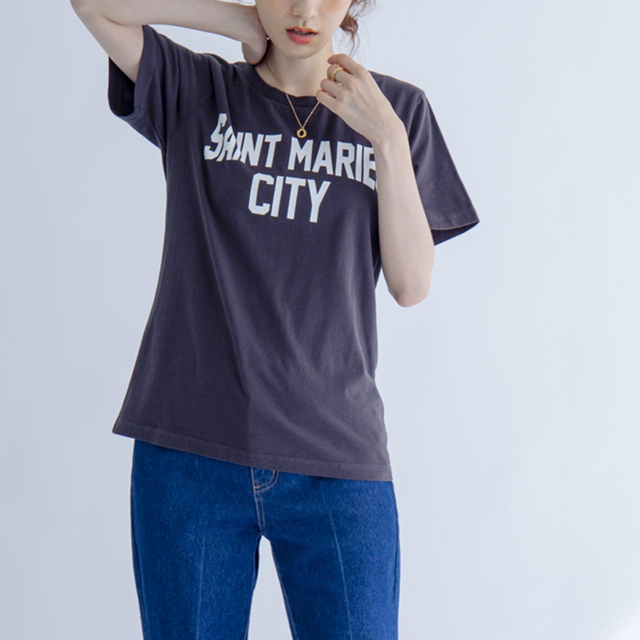 プリントTシャツ FLM91240