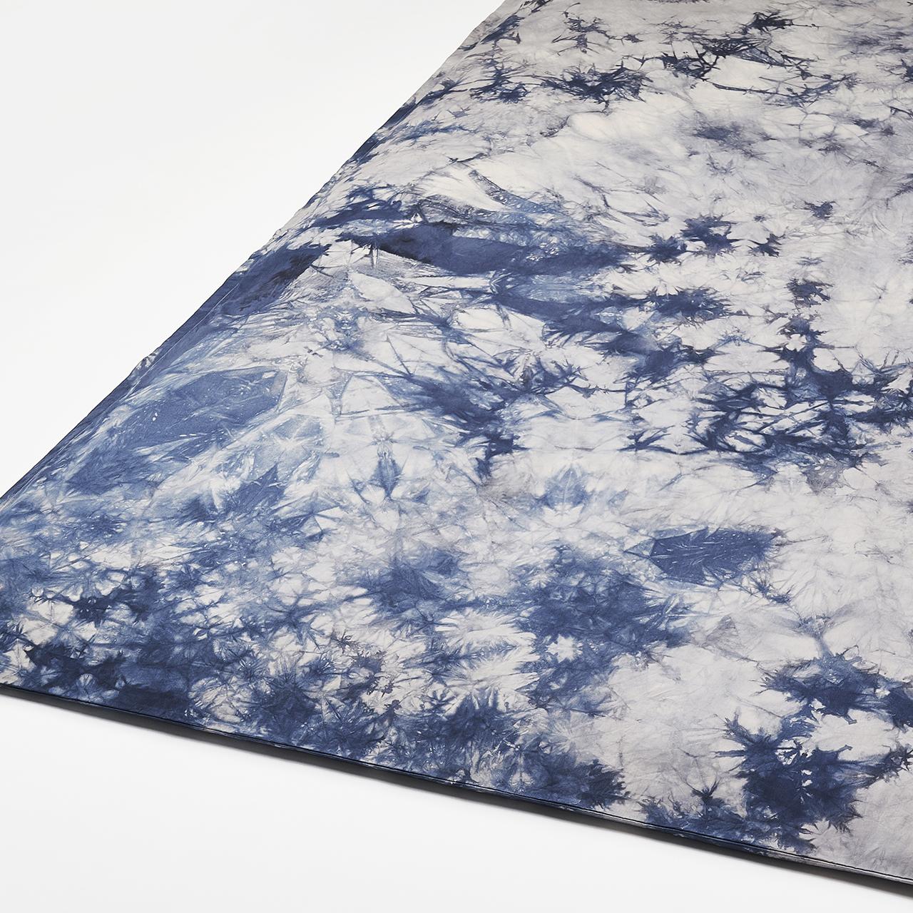 肌触りの良い掛け布団カバー(ブルー)シングルサイズ