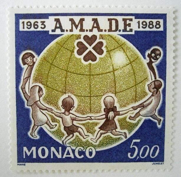 A.M.A.D.E / モナコ 1988