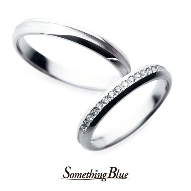 Something Blue(サムシングブルー)SP-802〈右〉