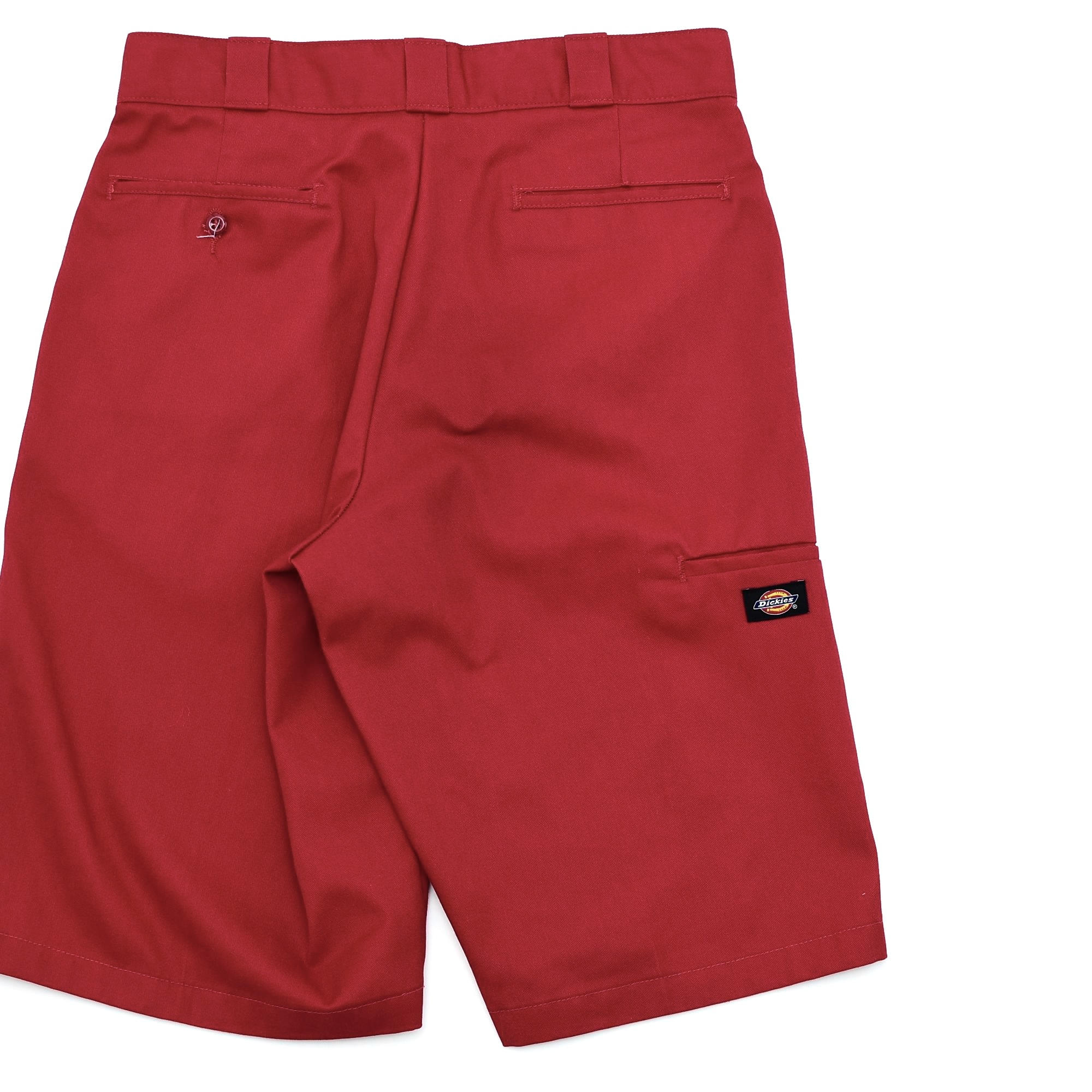 Dickies 13inch red color work shorts