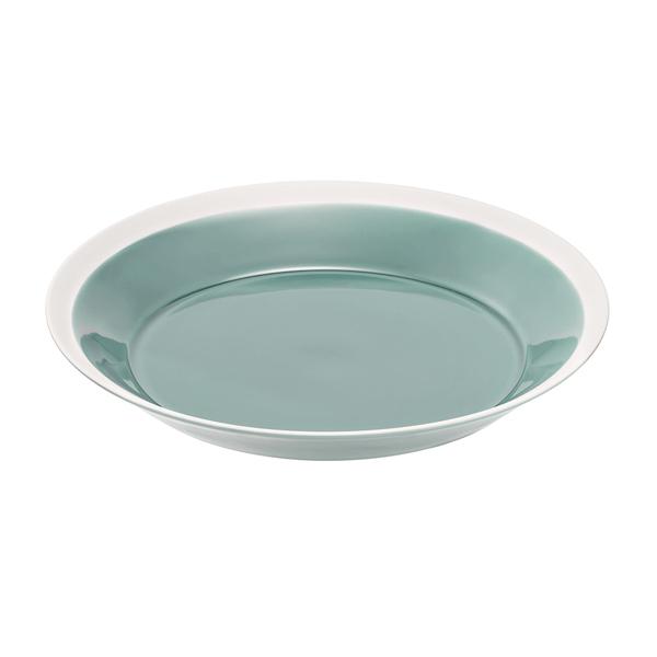 yumiko iihoshi porcelain Dishes プレート220 pistachio green