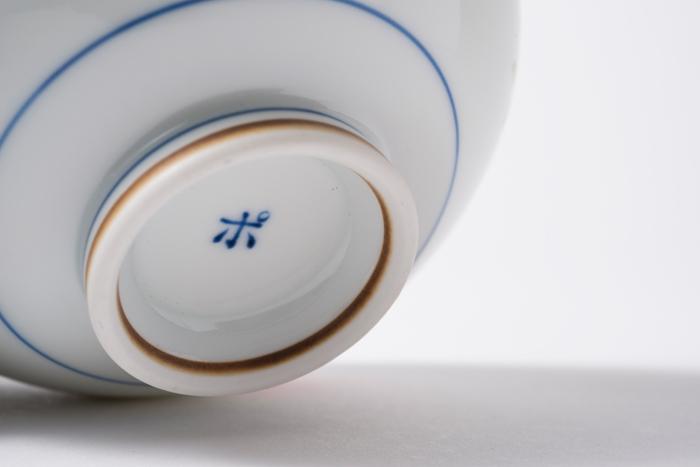松竹梅 茶碗 / The Porcelains