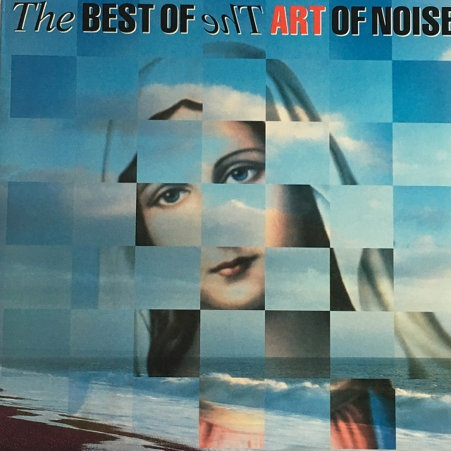 【LP・米盤】The Art Of Noise / The Best Of The Art Of Noise