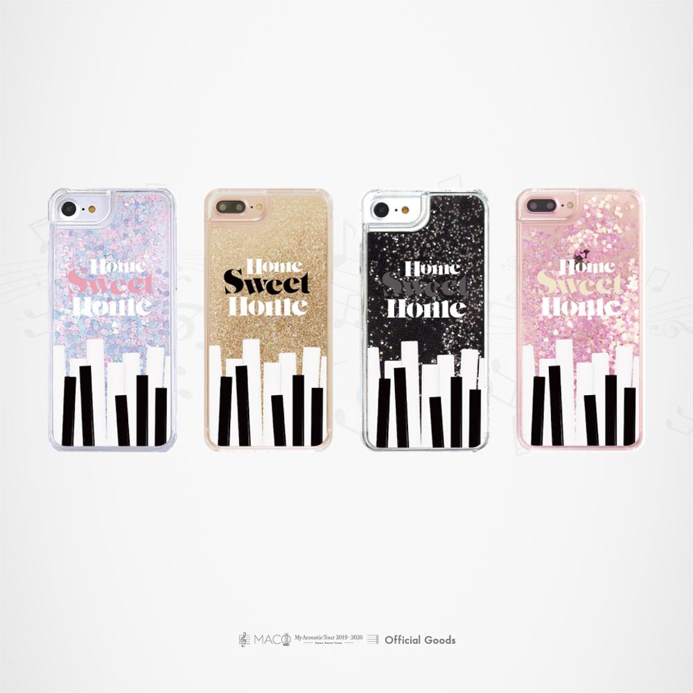 """""""Sweet Home"""" グリッターiPhoneケース[11 Pro Max]"""