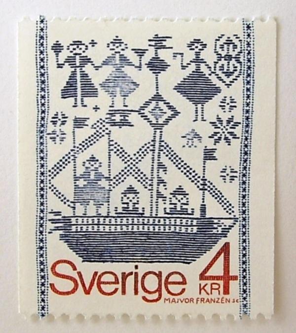 タペストリー / スウェーデン 1979