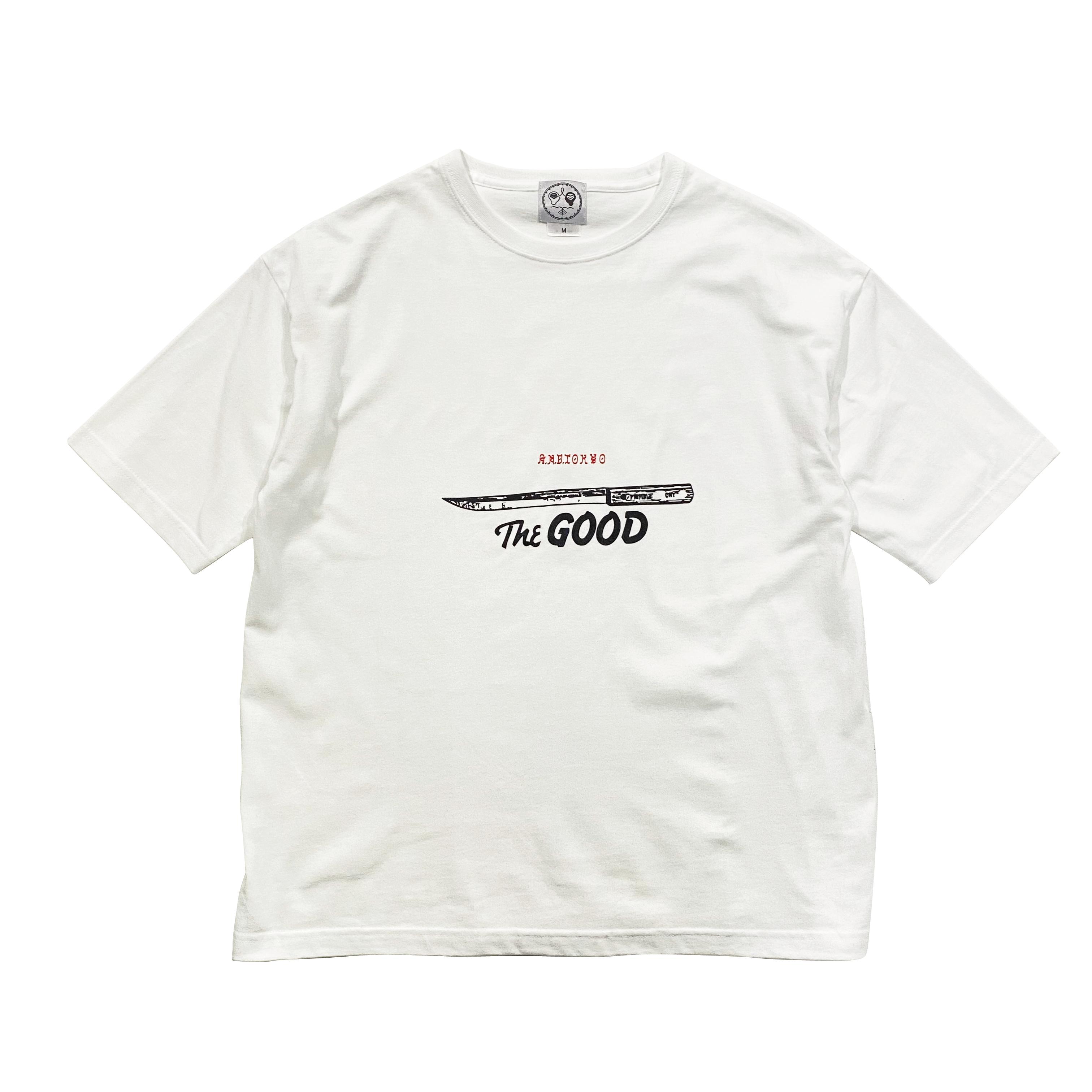 2021 S/S  SEPPUKU T SHIRT  WHITE