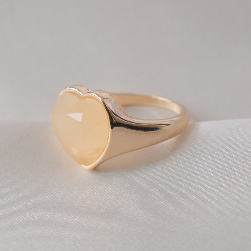 80s Vintage Stock: The Lilou Ring