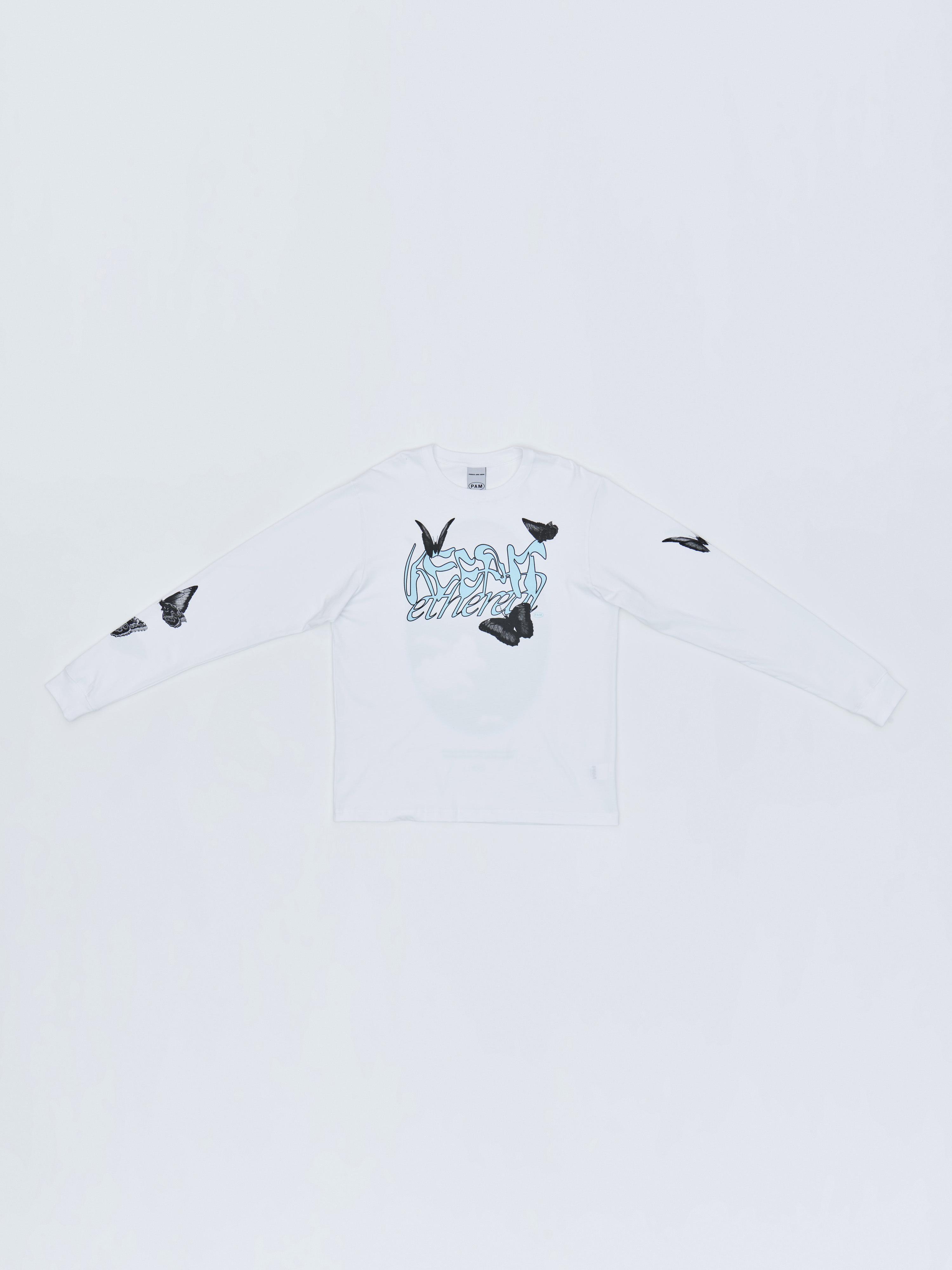 P.A.M. (Perks And Mini) / WINDOW ON  ETHEREAL LS TEE