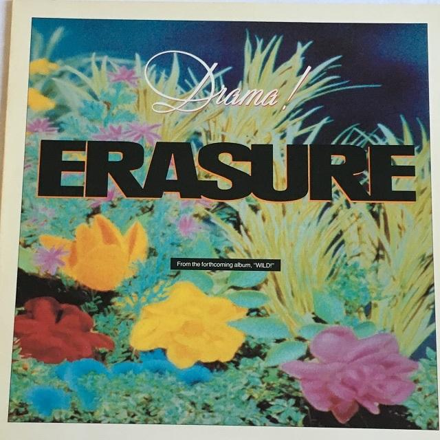 【12inch・英盤】Erasure / Drama!