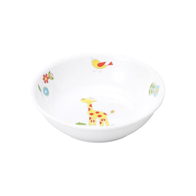 強化磁器 9.8cm小皿 さふぁり【1009-1250】