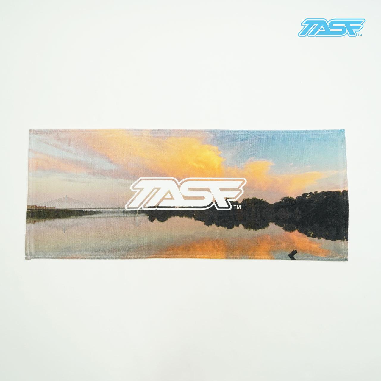 TASF  /   TOWEL  /  YODO RIVER