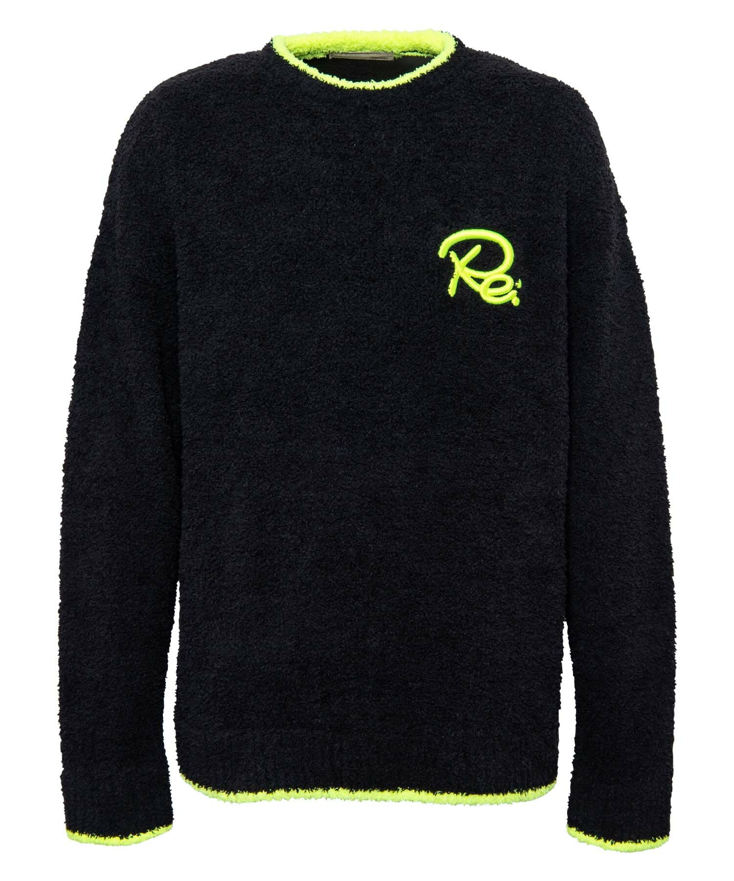 NEON Re: EMBROIDERY MALL KNIT[REK069]