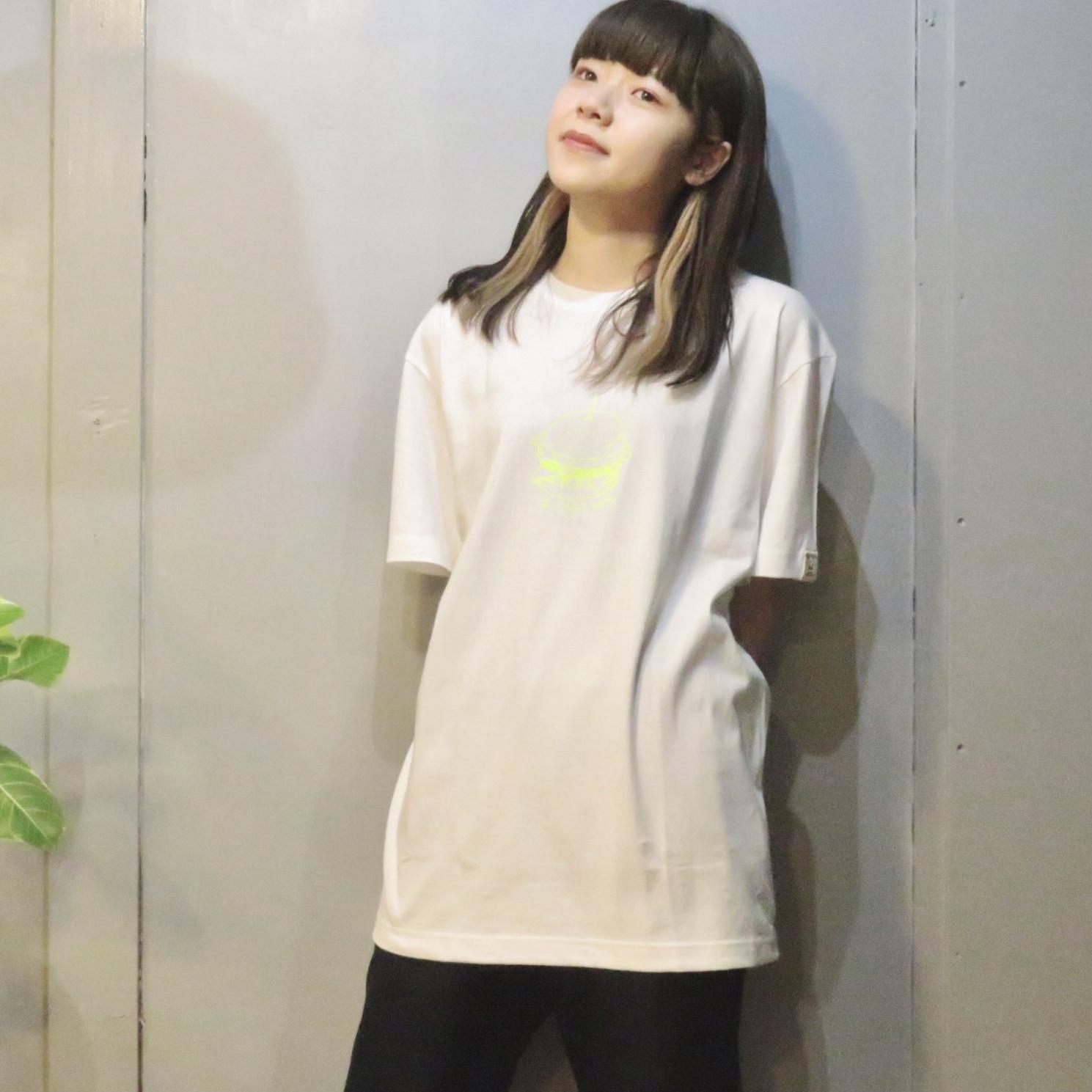 Tシャツ《ネオンバーガー》