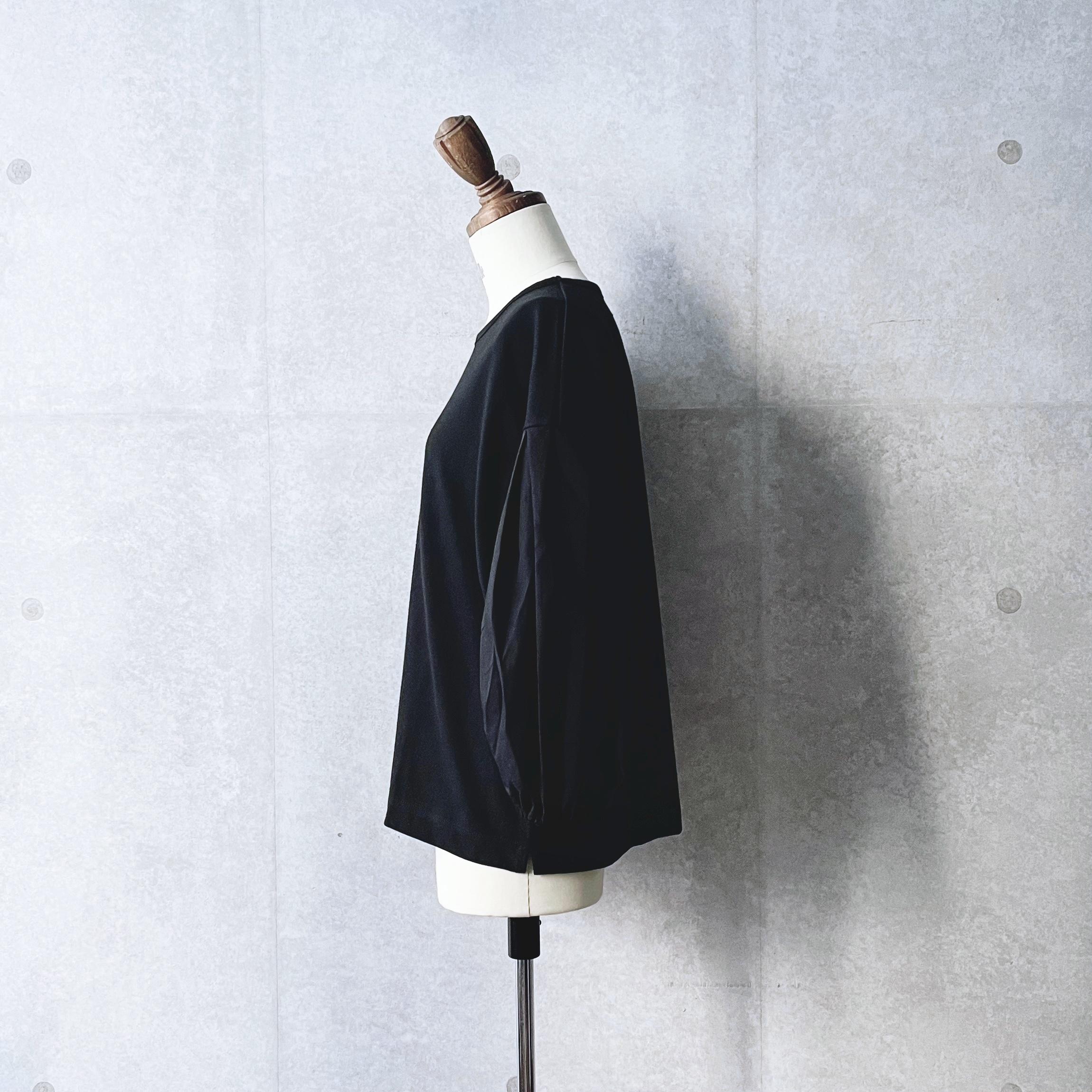 maomade バルーン袖プルオーバー
