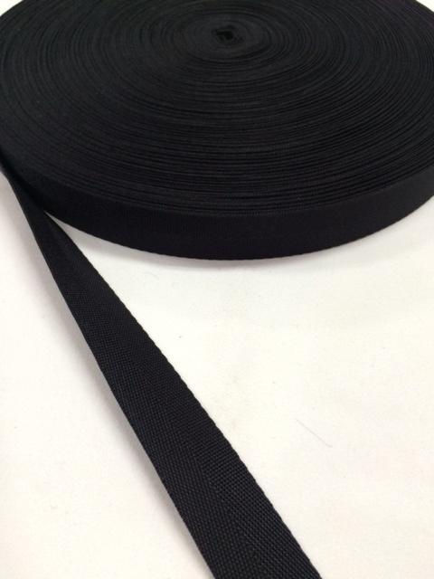 ナイロン 杉綾織(綾テープ) 20mm幅 カラー 5mカット
