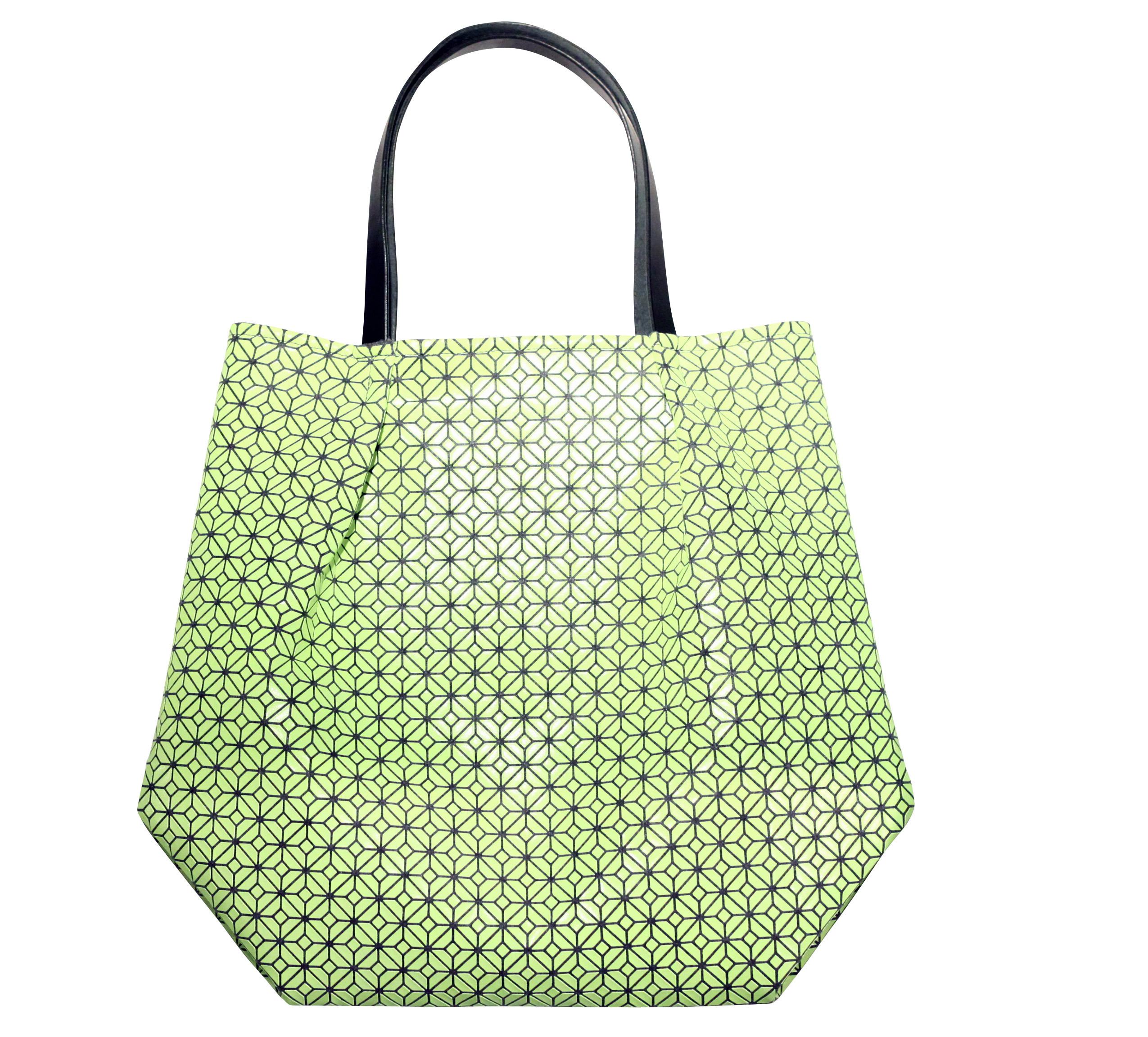 COMMON tote Bag / YELLOW