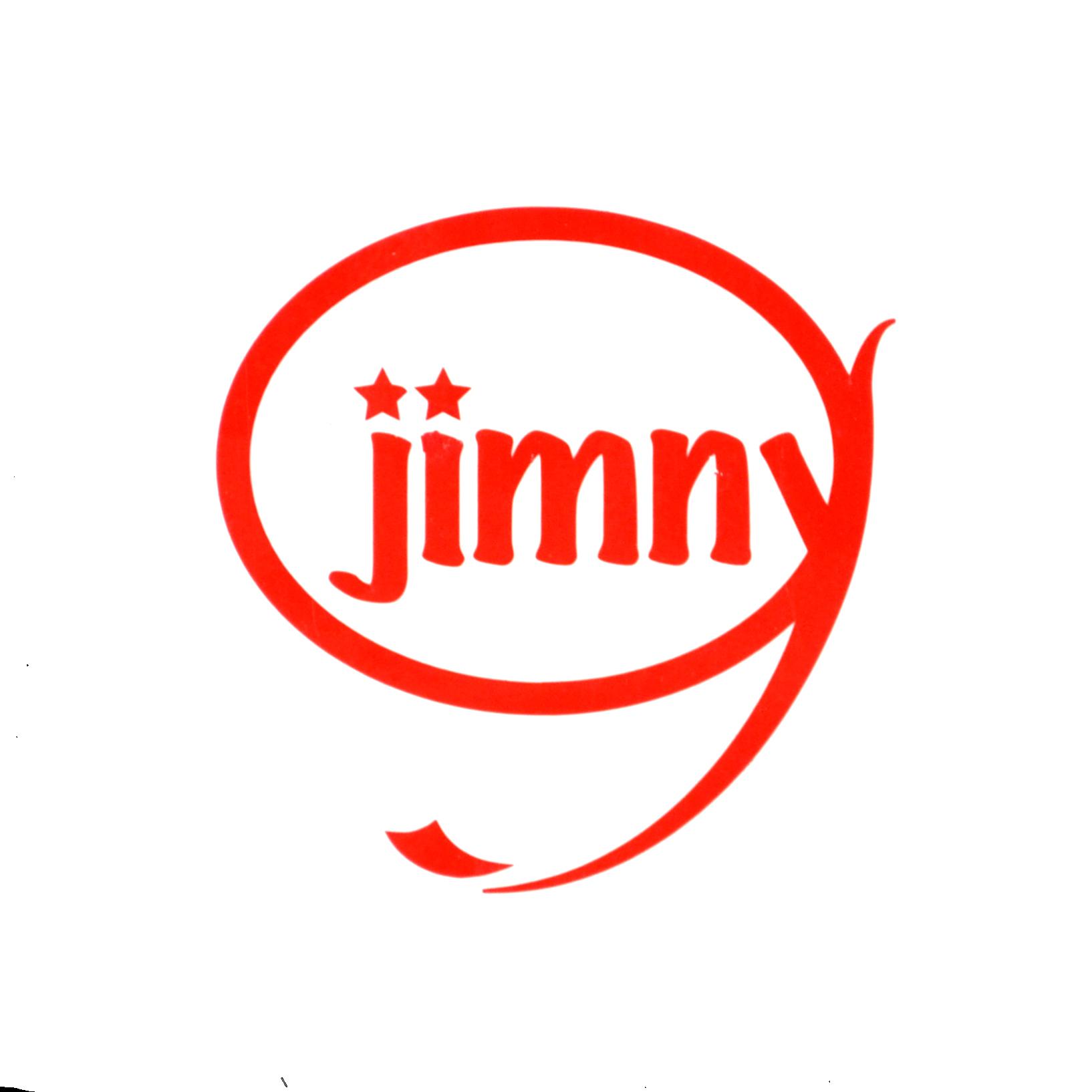 Jimny ステッカー(レッド)