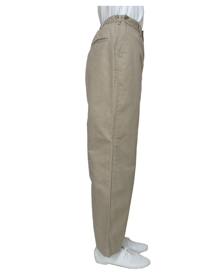 T/C Chino trousers Lot:36444 - 画像2