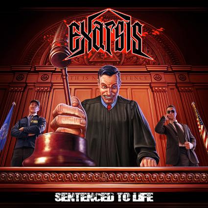 """【特典付き】EXARSIS """"Sentenced To Life"""""""