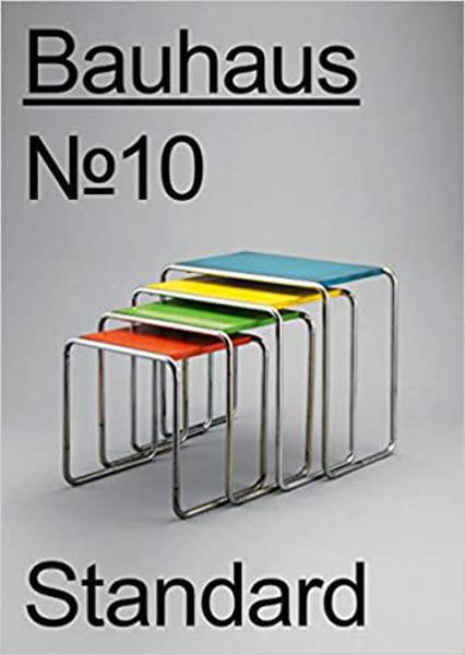 BOOK / Bauhaus No10 Standard