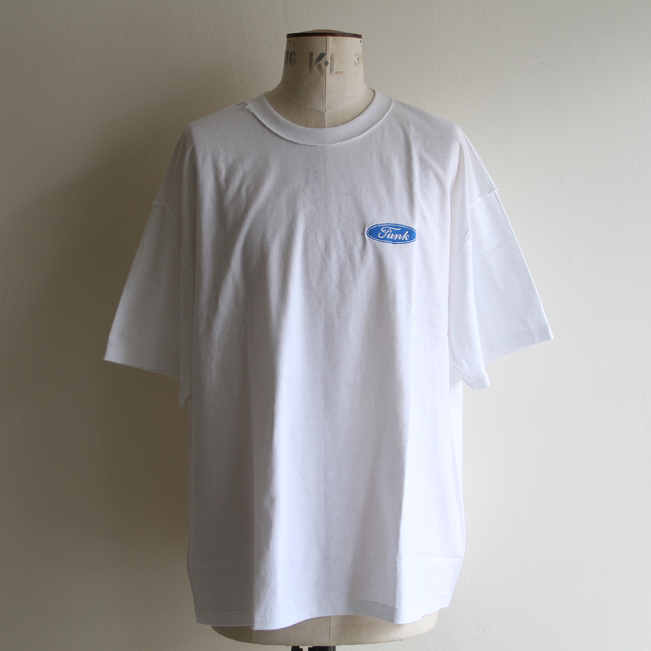 is-ness music【 mens 】funk tee