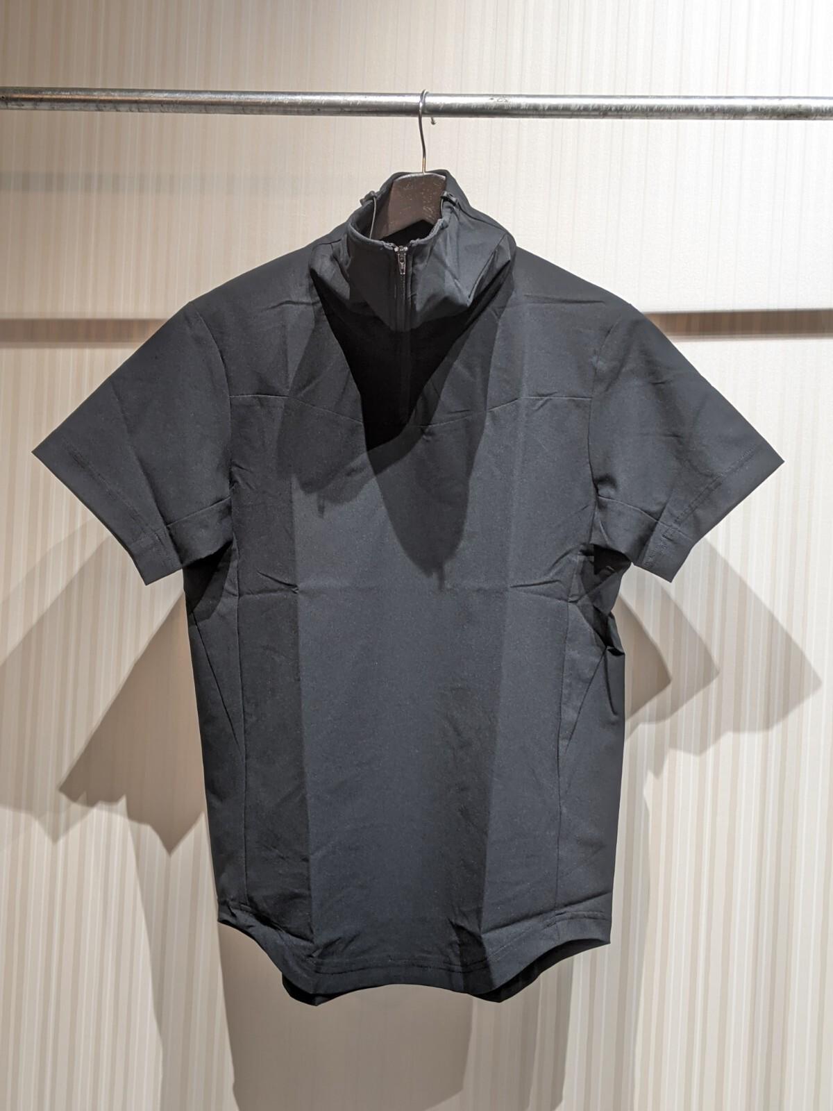 マスクカラーTシャツ ブラック [ST-VA08B]