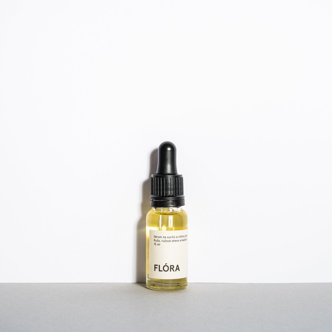 FLÓRA オイル美容液 15ml