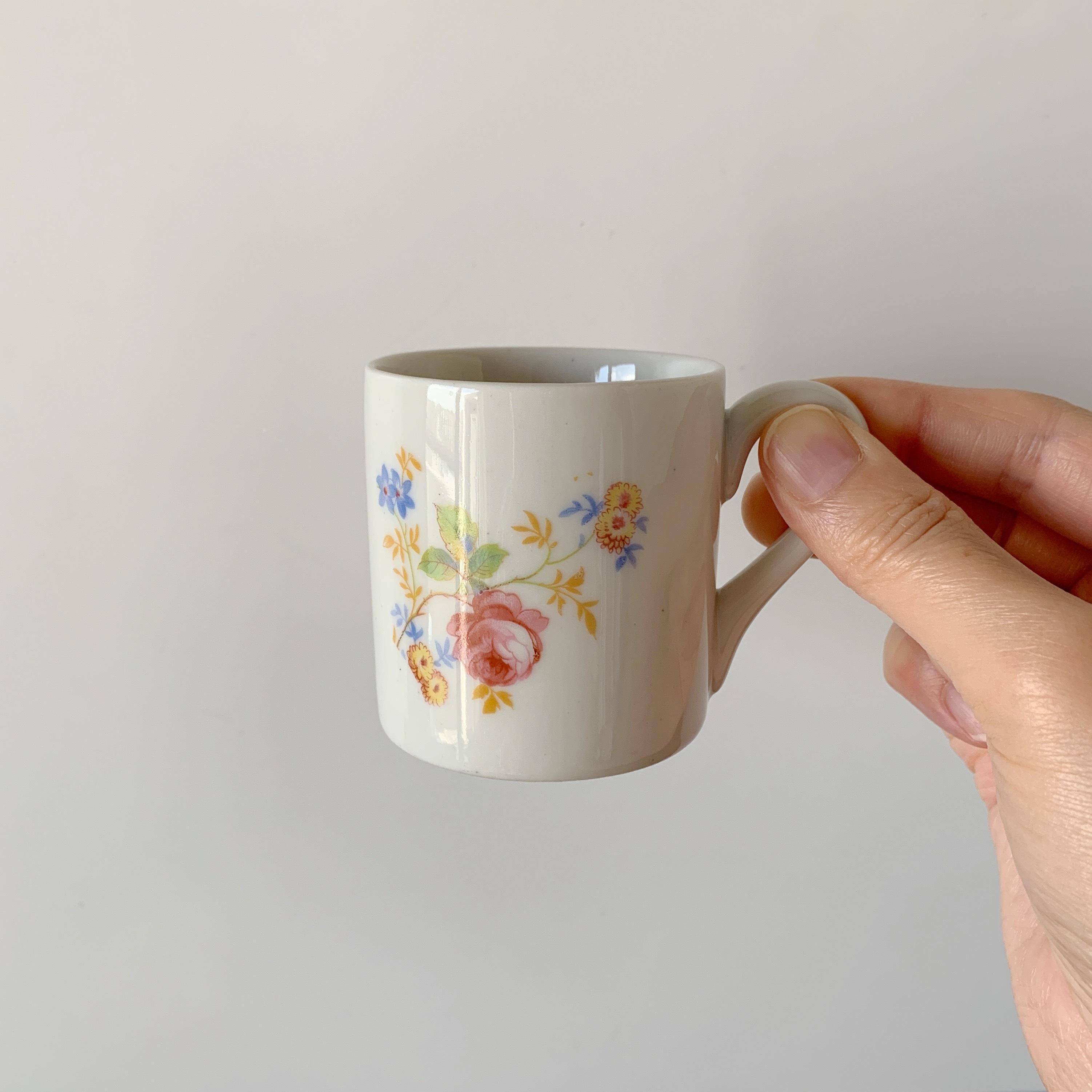 ARABIA /  Flower Cup