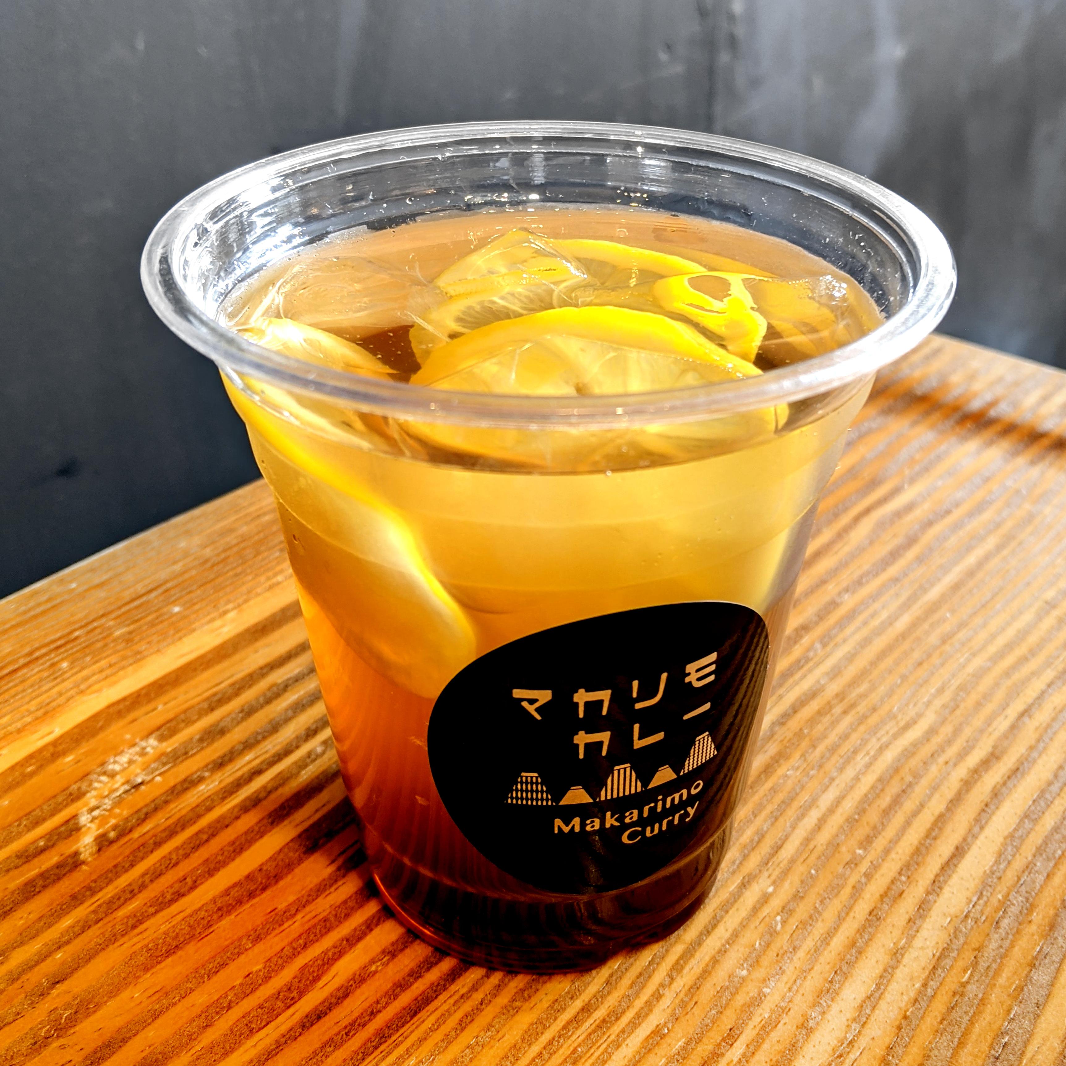 [ サイドメニュー ] アイスレモン冬瓜茶 / Iced winter melon lemon tea / 冰檸檬冬瓜茶