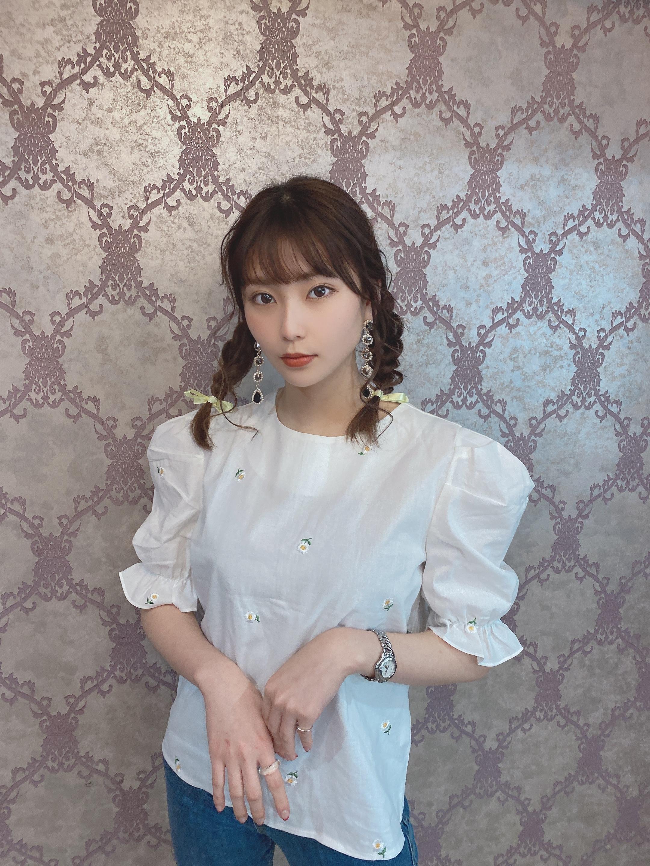 【LAST1】marguerite blouse