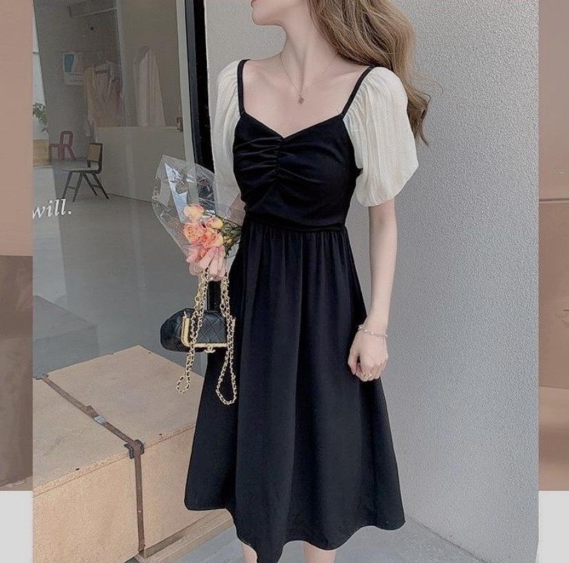 monotone dress