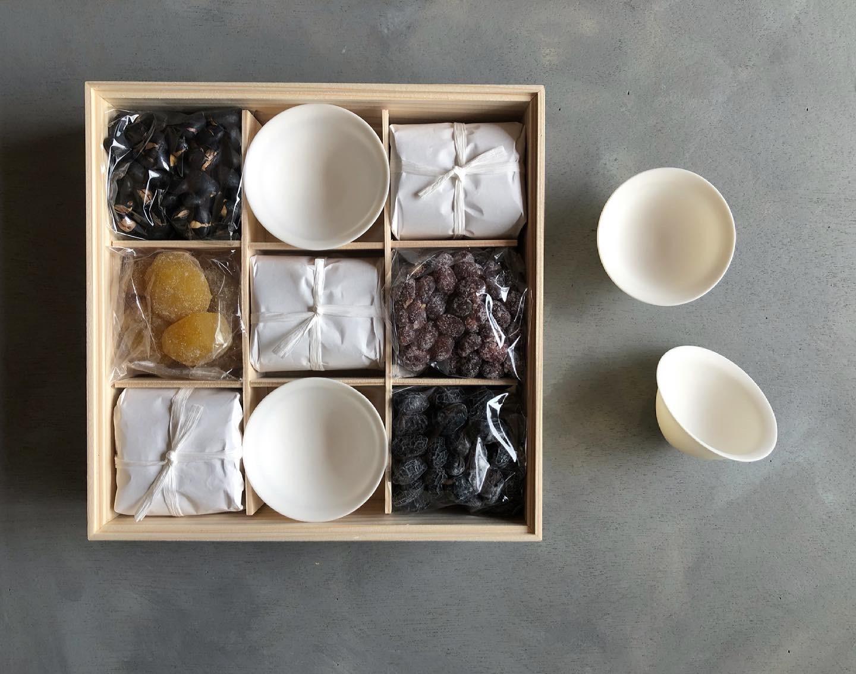 丹波茶と丹波菓子_霖