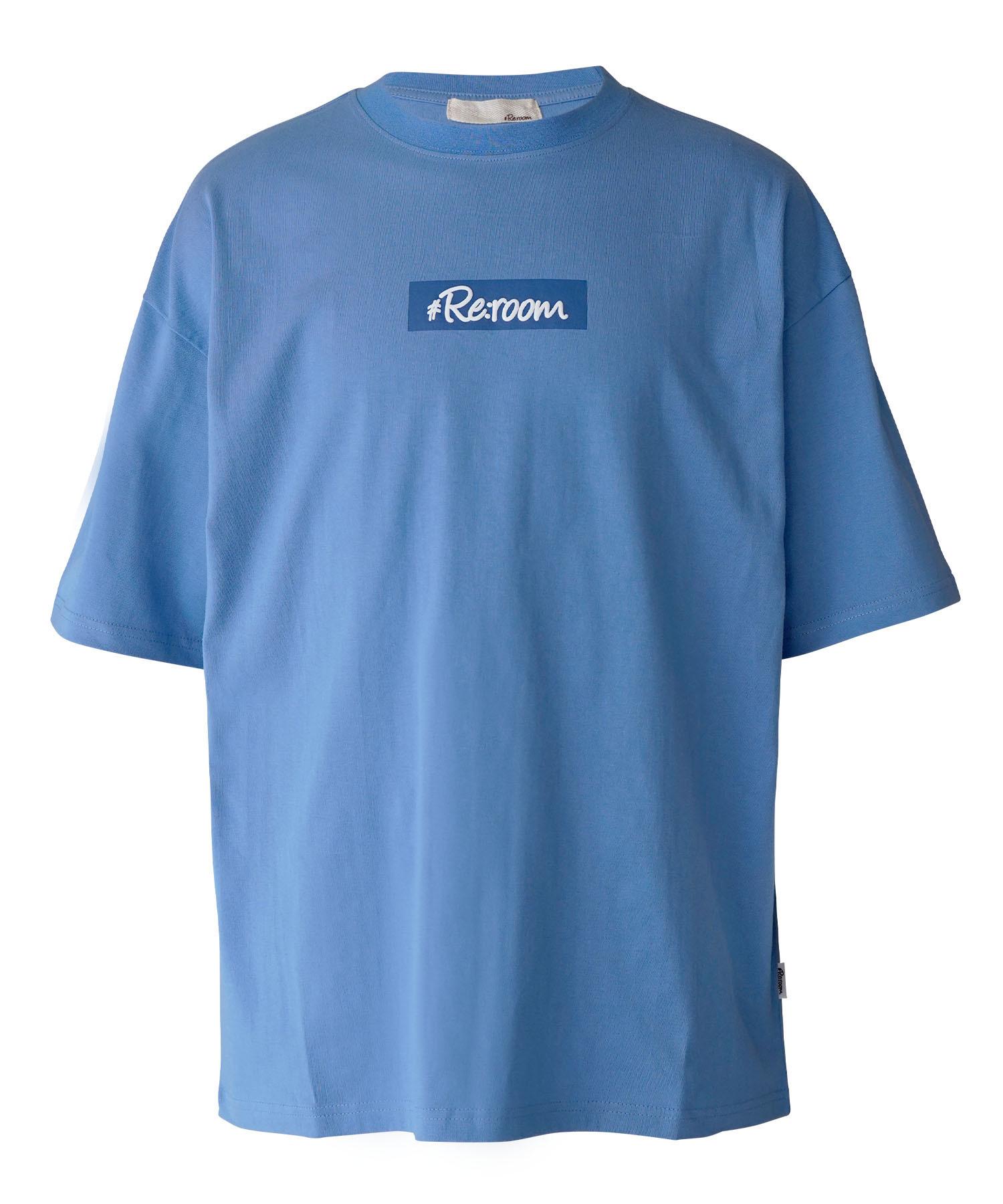BOX LOGO COLOR BIG T-shirt[REC511]