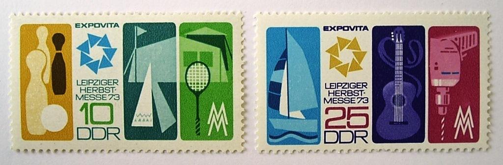 ライプツィヒ・メッセ'73秋 / 東ドイツ 1973