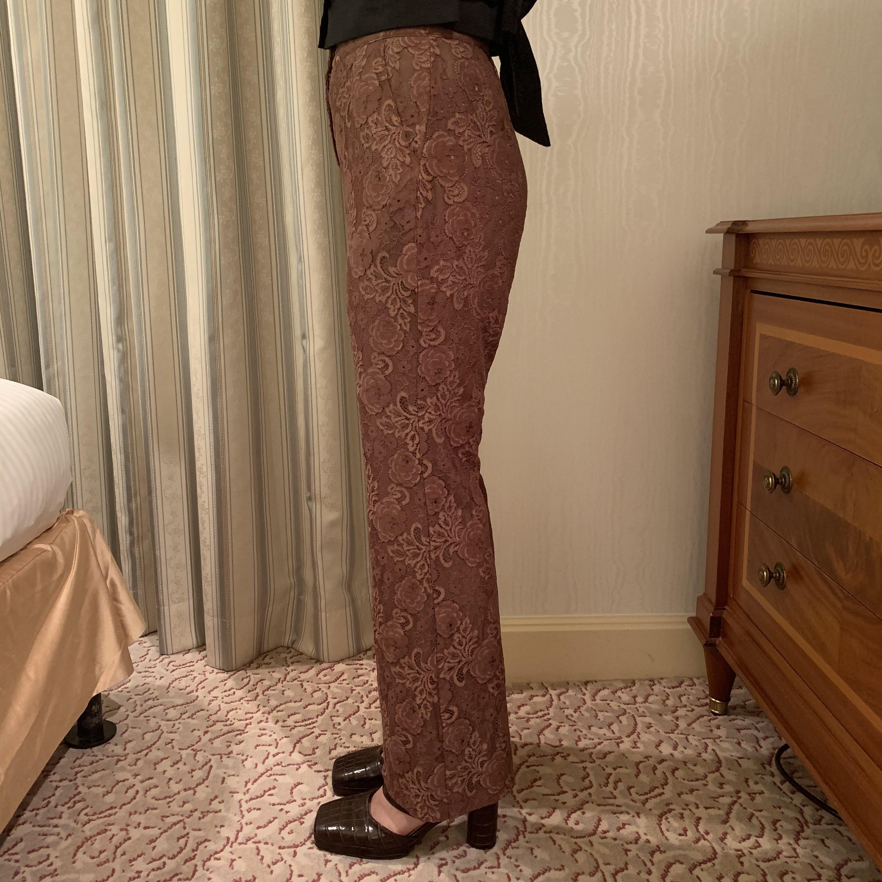Désir original  lace pants