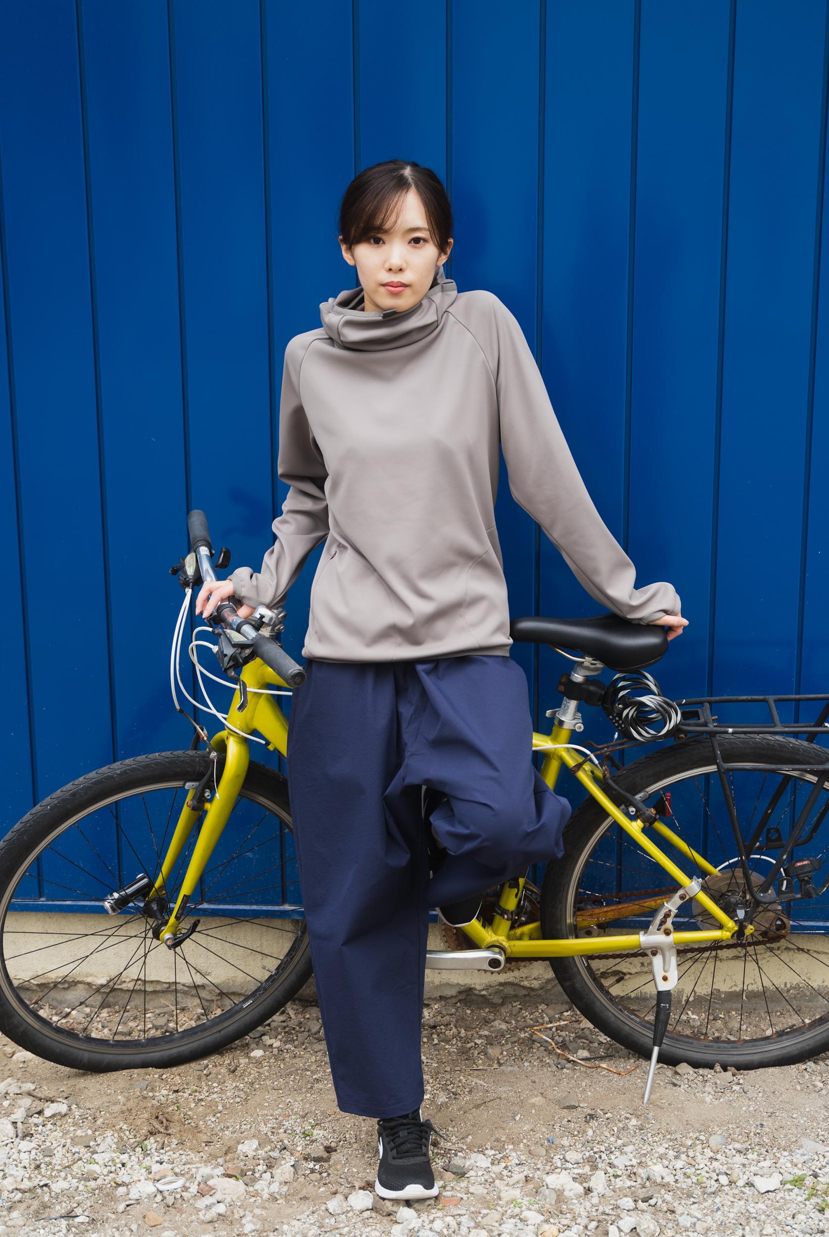 CYCLE Warm catch Full Face Parka ベージュ [LT-OA09 ]