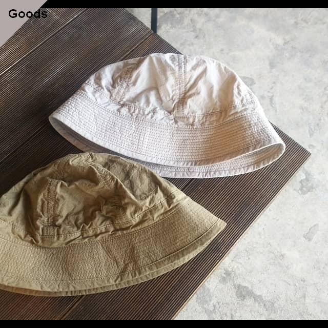 【ラスト1点】ENDS and MEANS エンズアンドミーンズ Army hat EM-ST-H04 2カラー