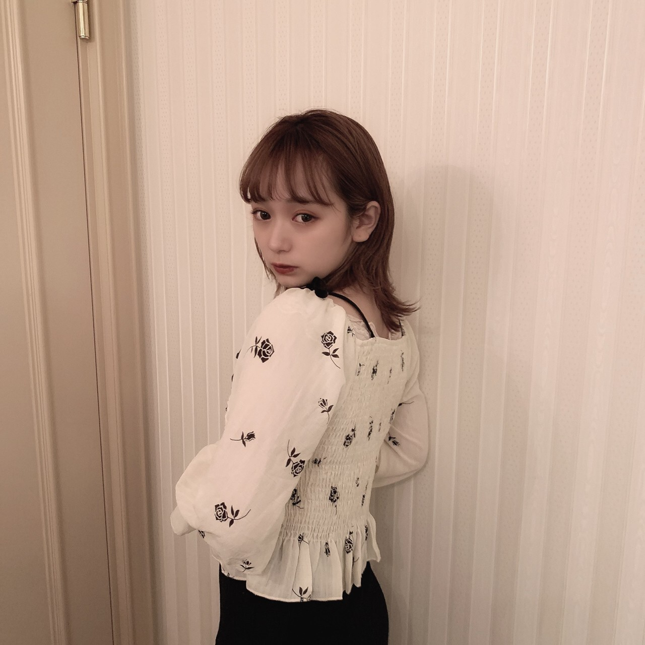 【meltie】rosie blouse