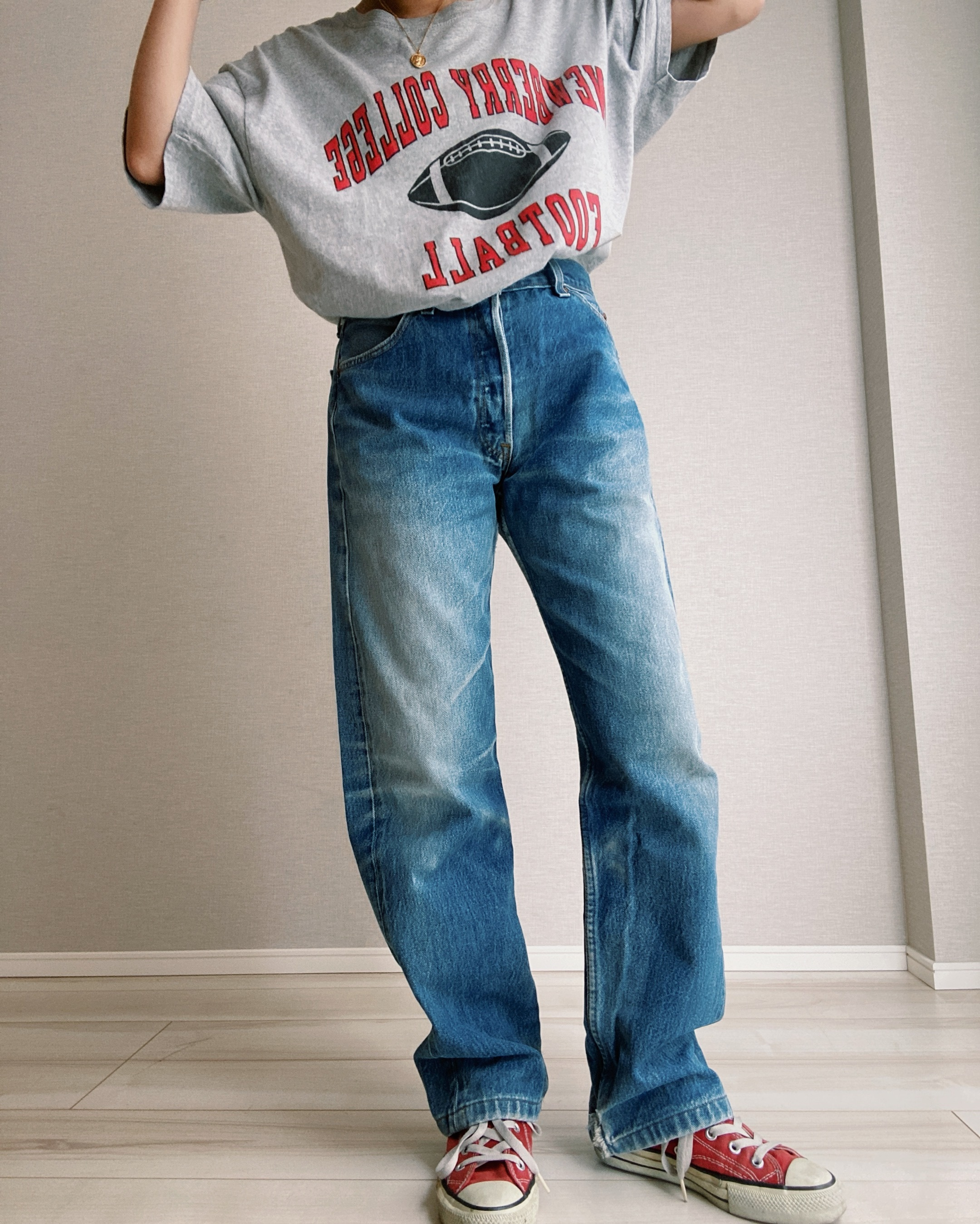 (PT207)90's Levi's 501 made in USA