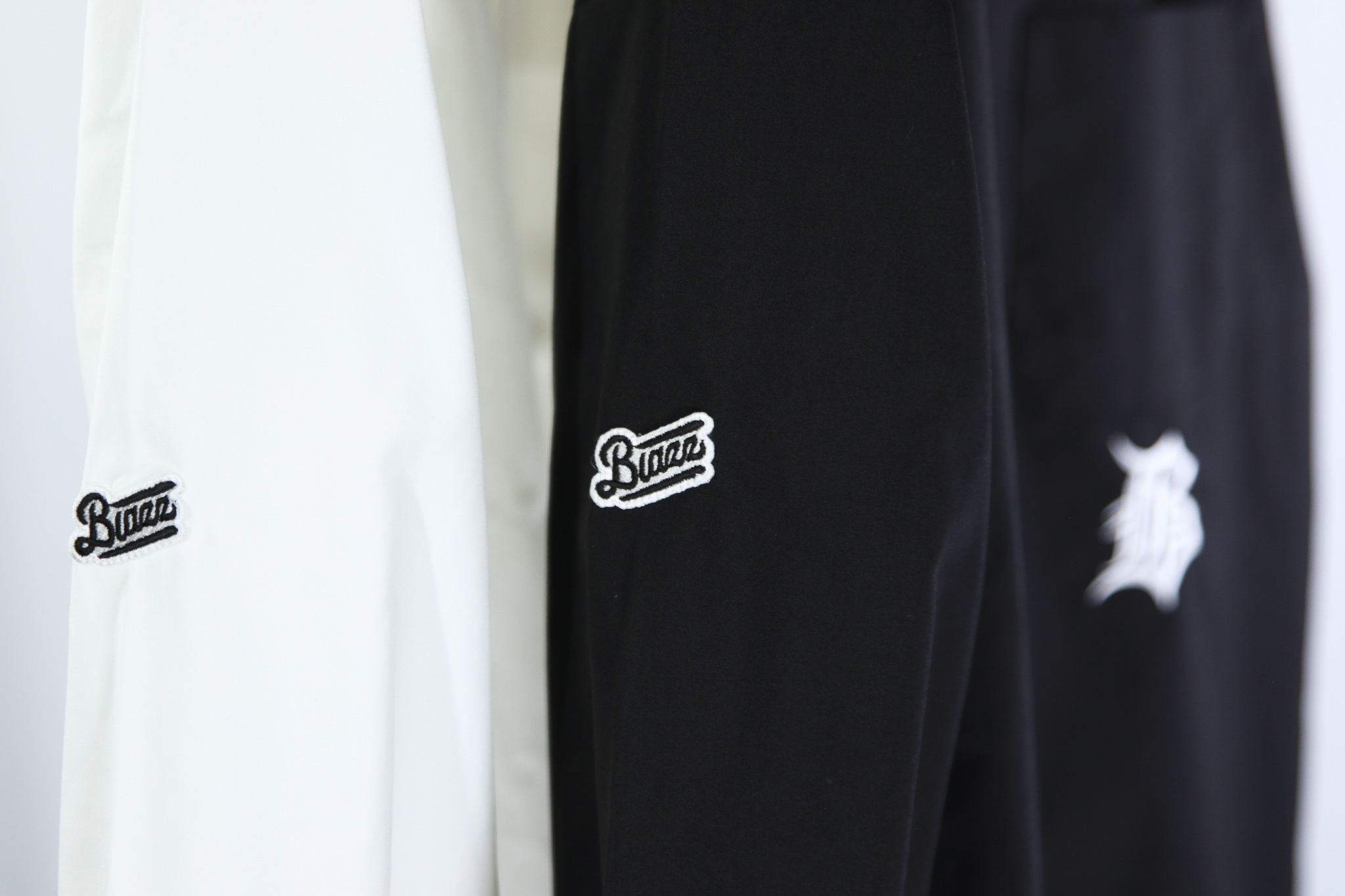 "OL""D""-B- OPEN SHIRT  [BLACK]"