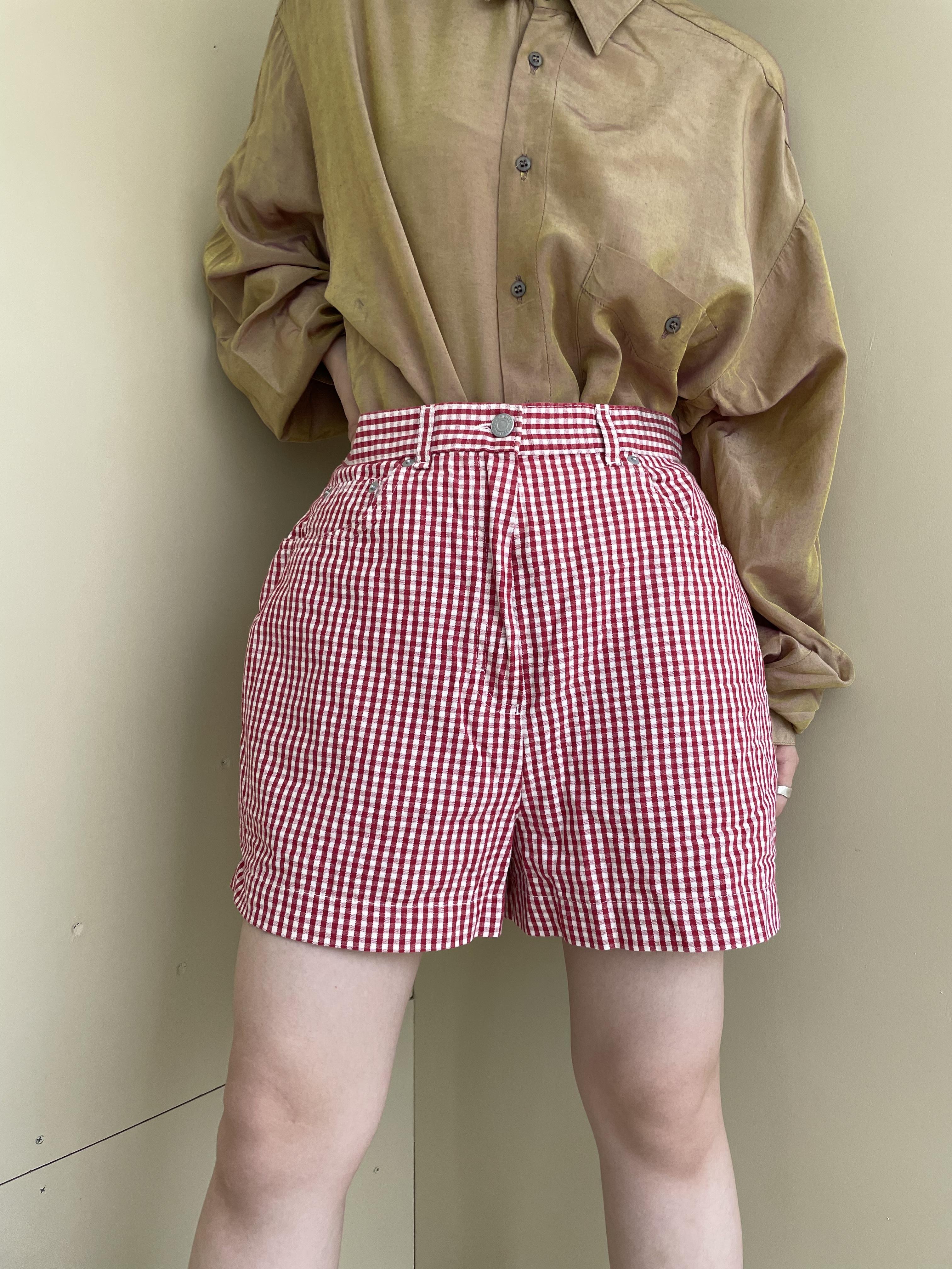 check short pants / 6SSPT20-08
