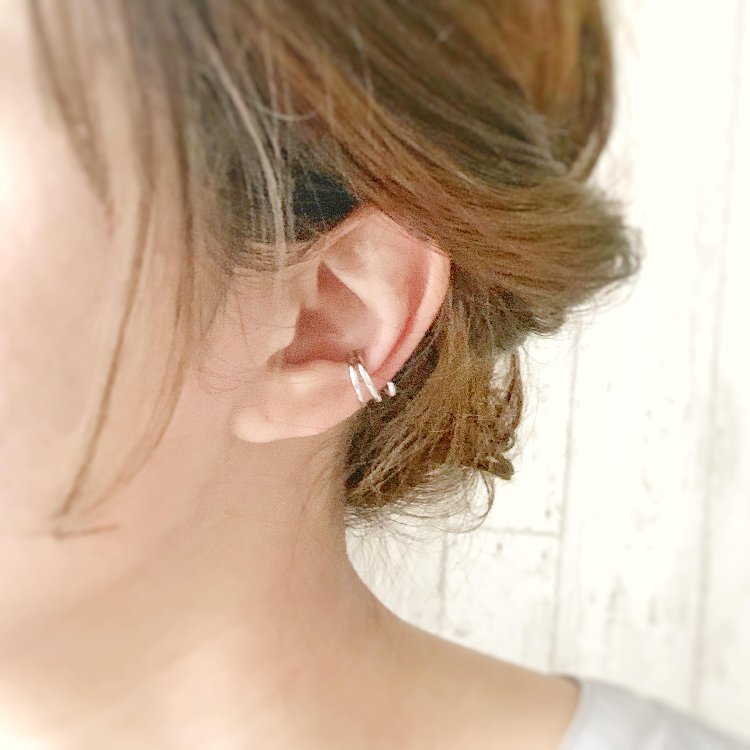 【JORIE】SMOOTH Ear cuff