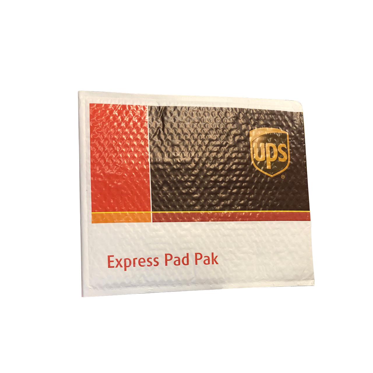 小物や書類入れに!UPS Express Pad Pak