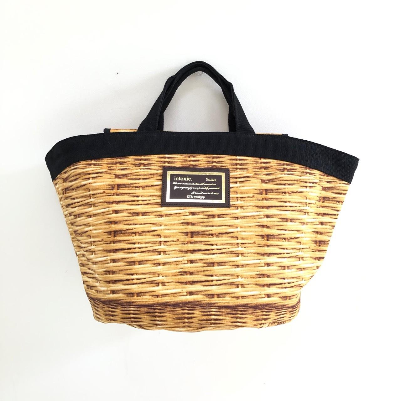 【 INTOXIC 】marche mini fake basket