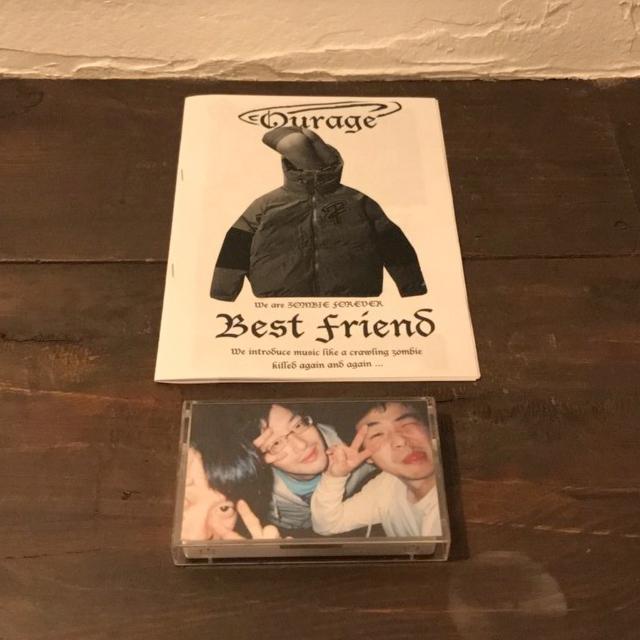 【ZF】Qurage/Best Friend